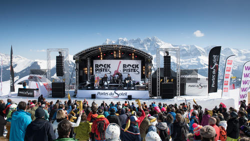 Rock the Pistes - ANNULE