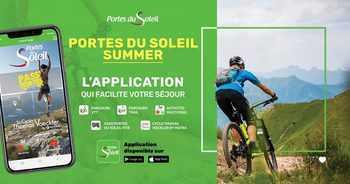Application Portes du Soleil